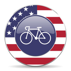 bicycle american icon