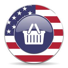cart american icon