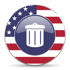 recycle american icon