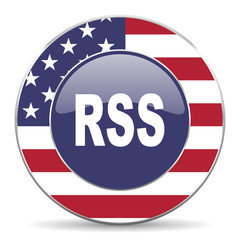 rss american icon