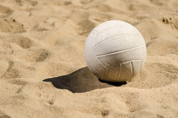 Ball in Sand