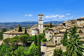 scenic Italy series- Assisi  Umbria