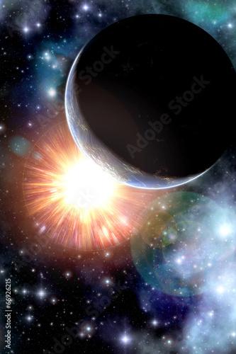 planeta-slonce-i-tlo-pola