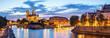 Leinwanddruck Bild - Notre Dame Cathedral