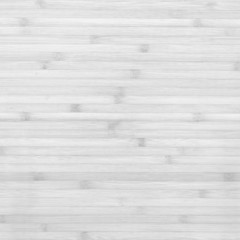 Wood bamboo plank white texture background