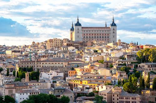 Toledo Cityscape