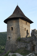Tower of Castle Somoska