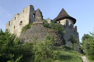 Ruin of Castle Somoska
