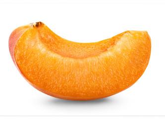 slice apricots