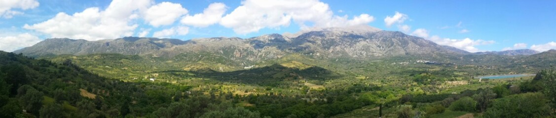 Psiloritis Mountain Crete
