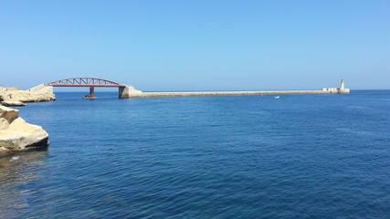 Malta Harbour Bridge