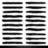 Fototapety Grunge vector brushes