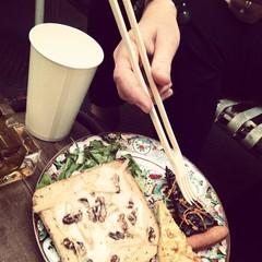 Alternative food lunch