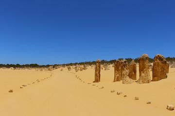 Sand Desert Road Australia