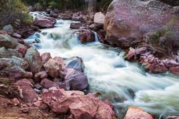 Spring Water Stream