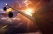 Airplane Journey Air Travel - 66932463