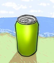 Cans beach