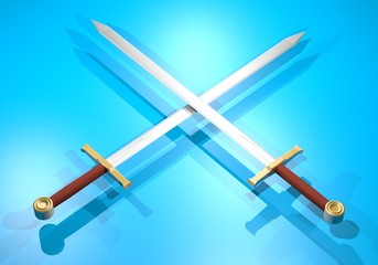 Two sword