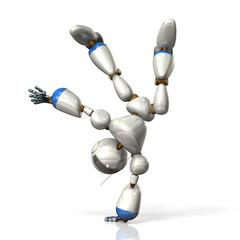 Robot to dance