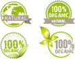 Ecology, green, bio, Organic, icons