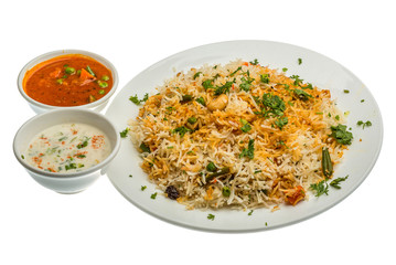 Vigetable Briyani