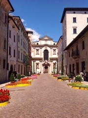 San Francesco Saverio church in Trento