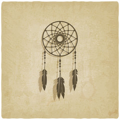 Dreamcatcher old background