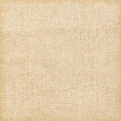 Canvas fabric texture