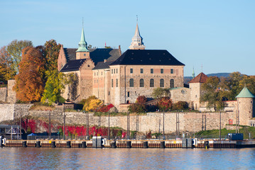 Akershus Fortress close up