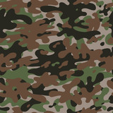 Fototapety Seamless camouflage pattern