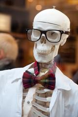 stylish skeleton