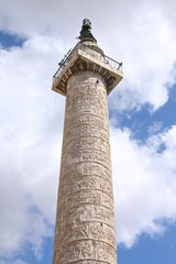 Rome monument - Trajan Column