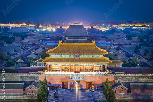 Papiers peints Pékin Beijing, China Forbidden City