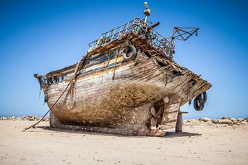 old vessel