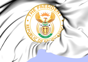 President of South Africa Seal