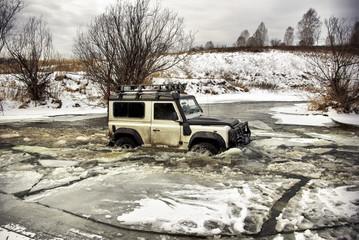 Siberia offroader