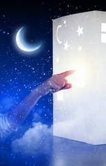 Night dreaming