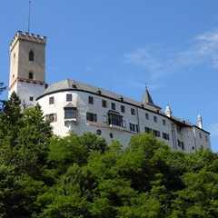 Czech Republic - Rozmberk Castle