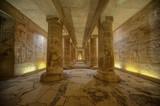 Fototapeta sala egipcia