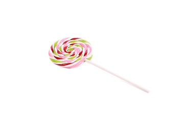 Delicious lollipop.