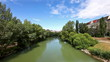 Danube Canal in Vienna