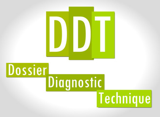 DDT : Dossier Diagnostic Technique