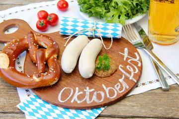 Weißwurstfrühstück/Oktoberfest