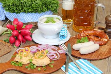 Kulinarische Genüsse auf gut bayrisch
