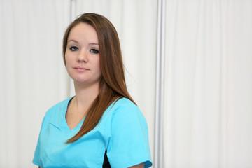 Female Medical Professional Nurse