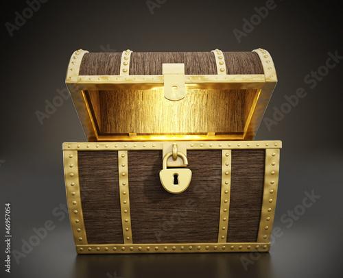 Treasure Chest - 66957054