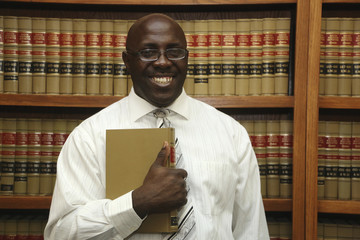 African American Lawyer, by the books