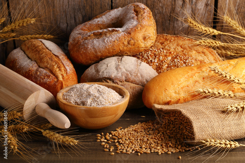 Poster Brood Bread