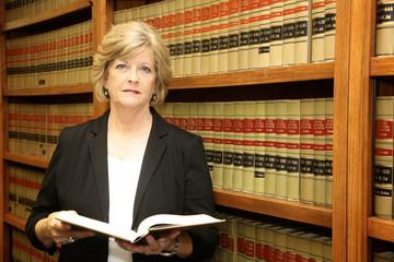 Lady Justice, Women in Law