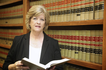 Woman Judge Legal Opinon